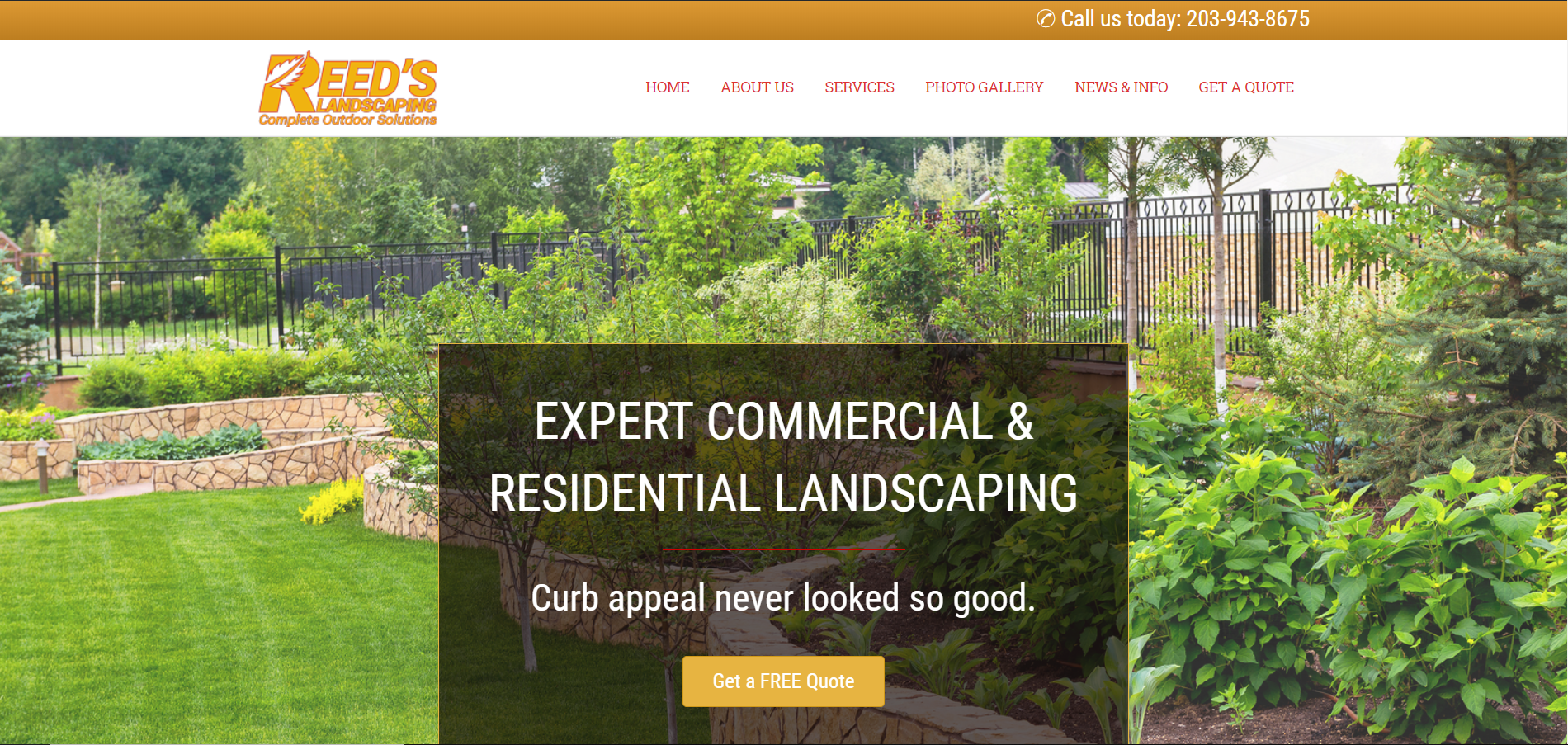 Reeds-landscaping-site-image
