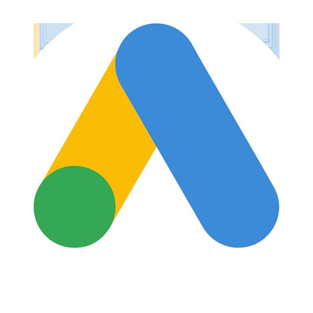 google ads_white circle
