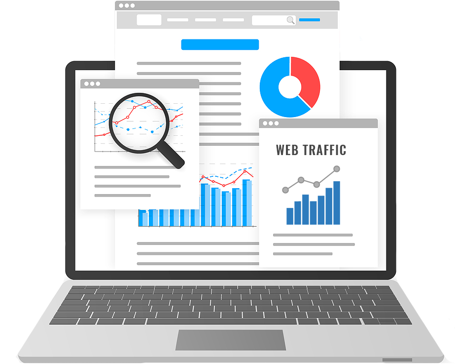 SEO web traffic