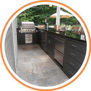 Grills and Appliances from Lanai Kitchens