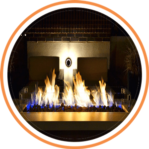 Fire PIts by Lanai Kitchens in Largo Florida 33773
