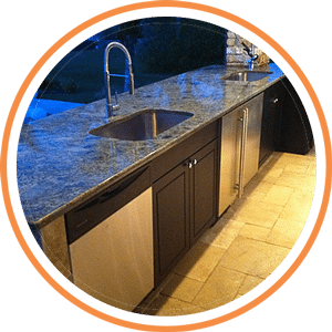 Countertops by Lanai Kitchens in Largo Florida 33773