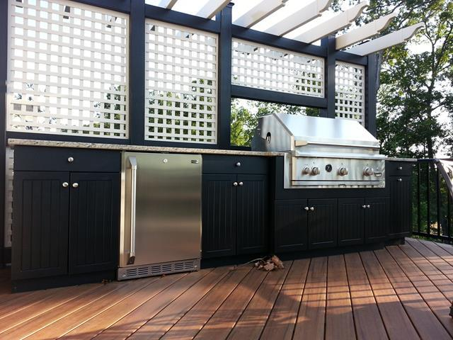 What Are The Best Outdoor Kitchen Cabinets For Your Yard Or Patio