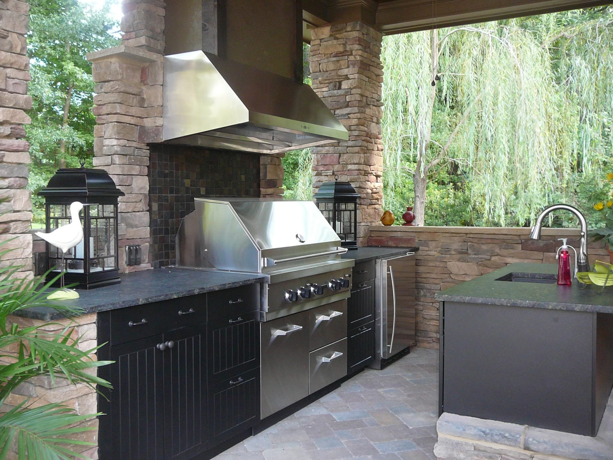 Building The Perfect Outdoor Kitchen Lanai Outdoor Kitchens