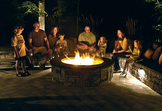 Outdoor Fireplace Vs Fire Pit Lanai Outdoor Kitchens