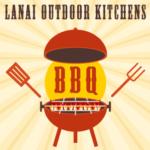 Cartoon BBQ Grill Lanai Outdoor Kitchens in Largo Florida