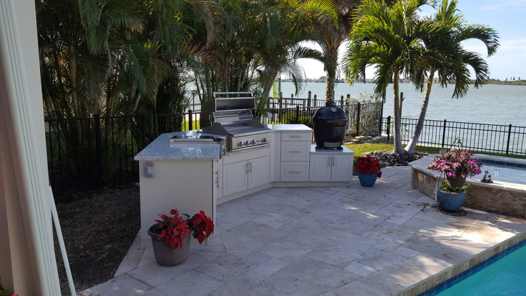 Outdoor Kitchen Project from Lanai Kitchens in Largo Florida