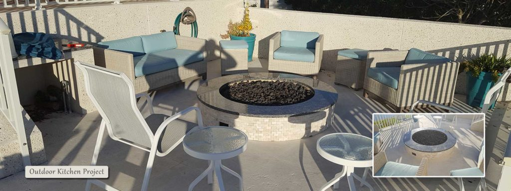 Robertson | Fire Pit Project