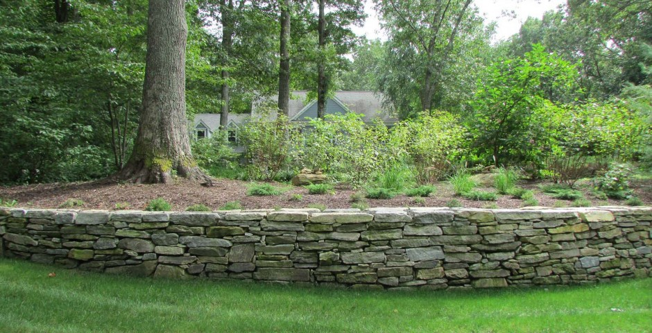 The Benefits Of A Stone Wall Creative Contour