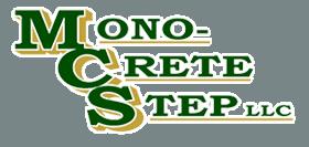 Mono-Crete Step, LLC