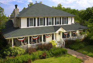 gaf_timberline_hd_hunter_green_house_photo_2