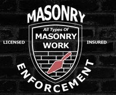 Masonry Enforcement