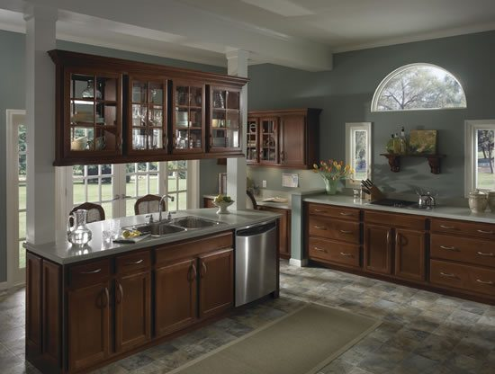 Insulators home exteriors inc kitchens for Armstrong kitchen cabinets reviews