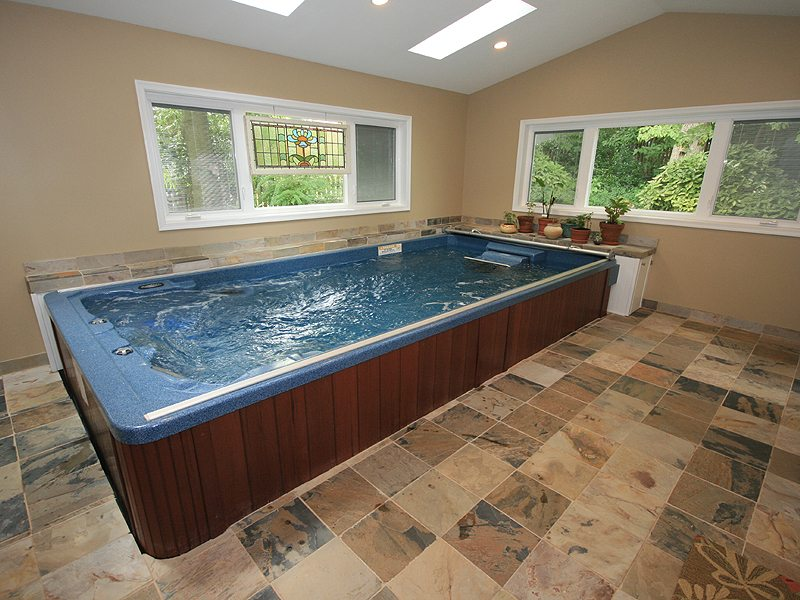 Uses And Benefits Of Endless Pools - Tabor Design Build