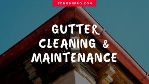 gutter guards gutter cleaning gutter maintenance