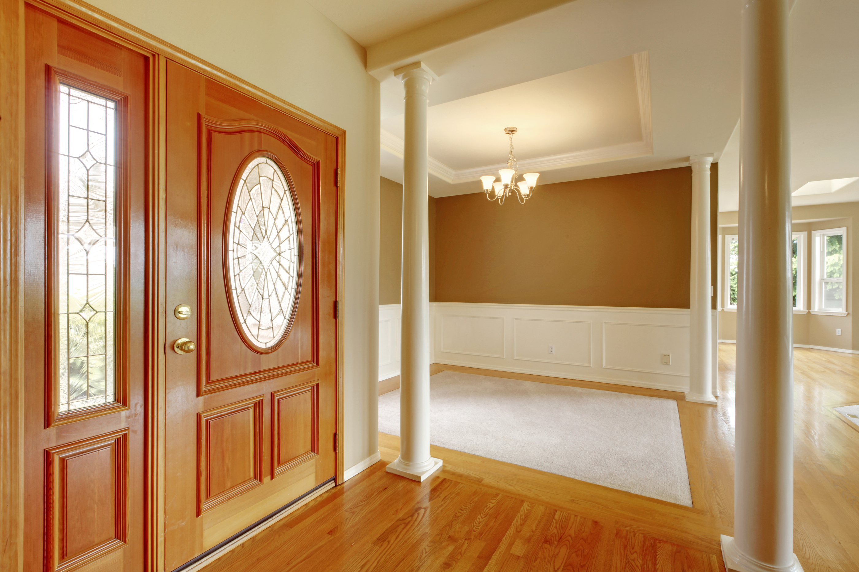 While Simple Moves Such As Repainting Or Replacing Carpet Can Update A Home  To Some Extent, Updating Interior Doors ...
