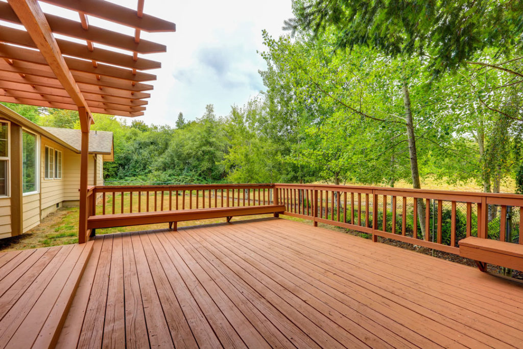 best natural decking material