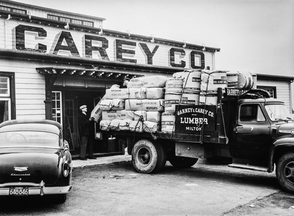 barney and carey specialty lumber since 1922
