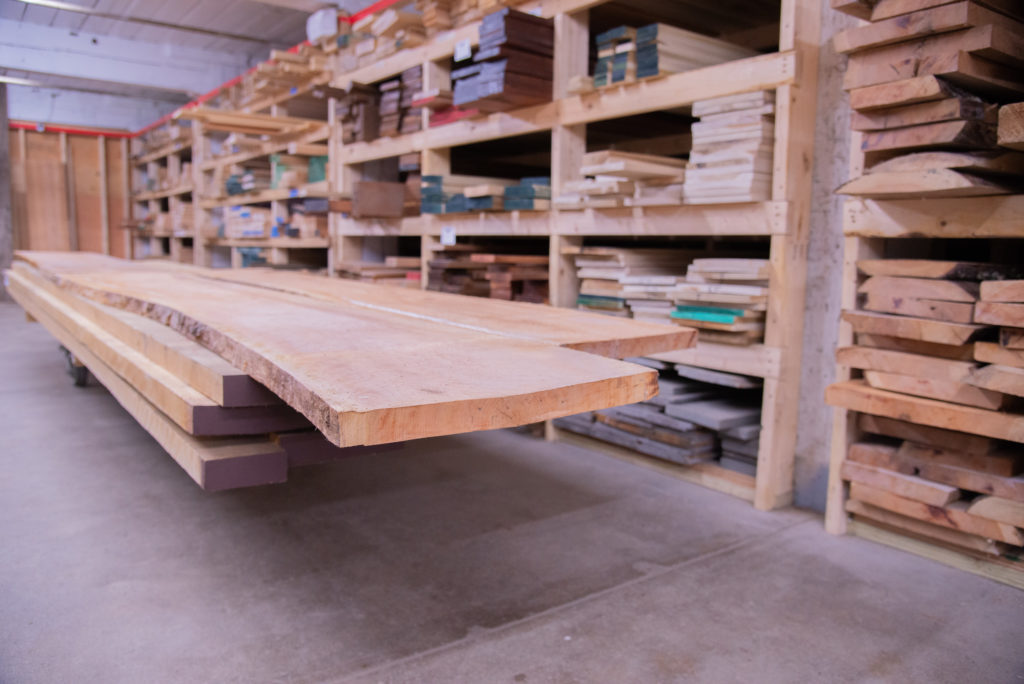 softwood for furniture making