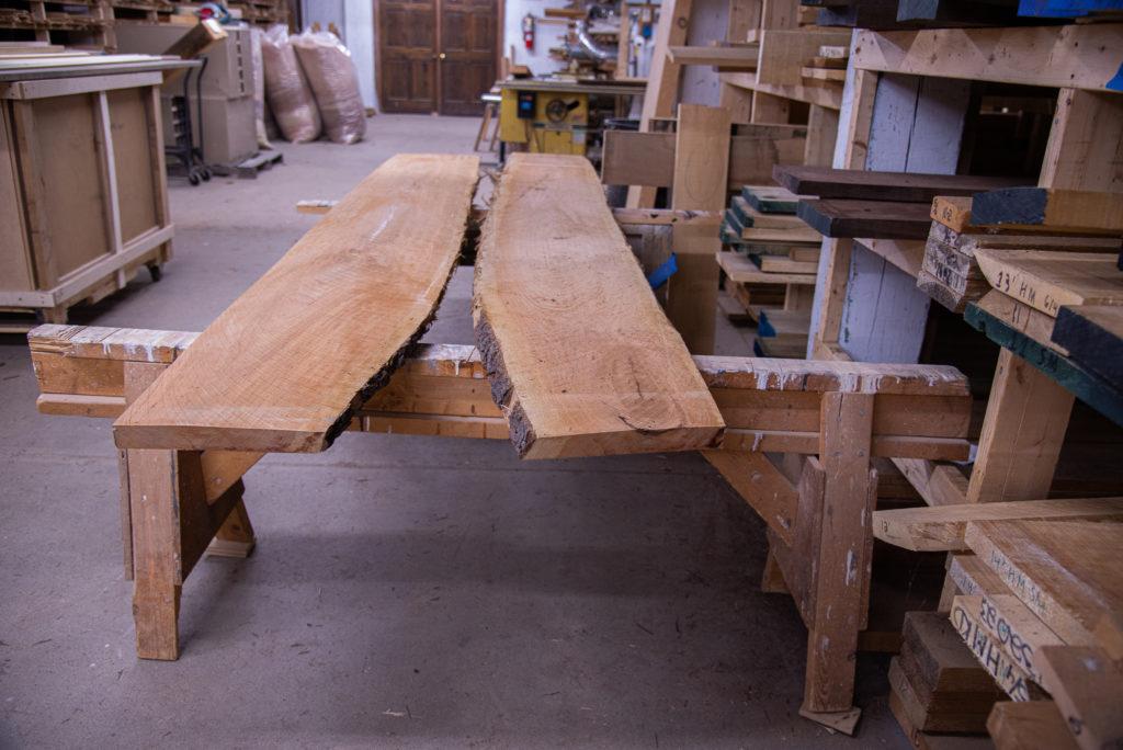 live edge lumber