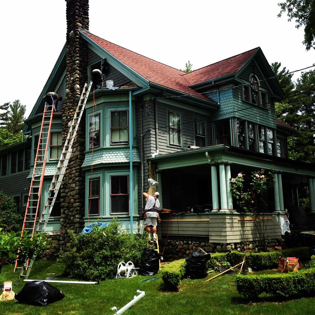 Your Guide To Renovating The Exterior Of Your Old House