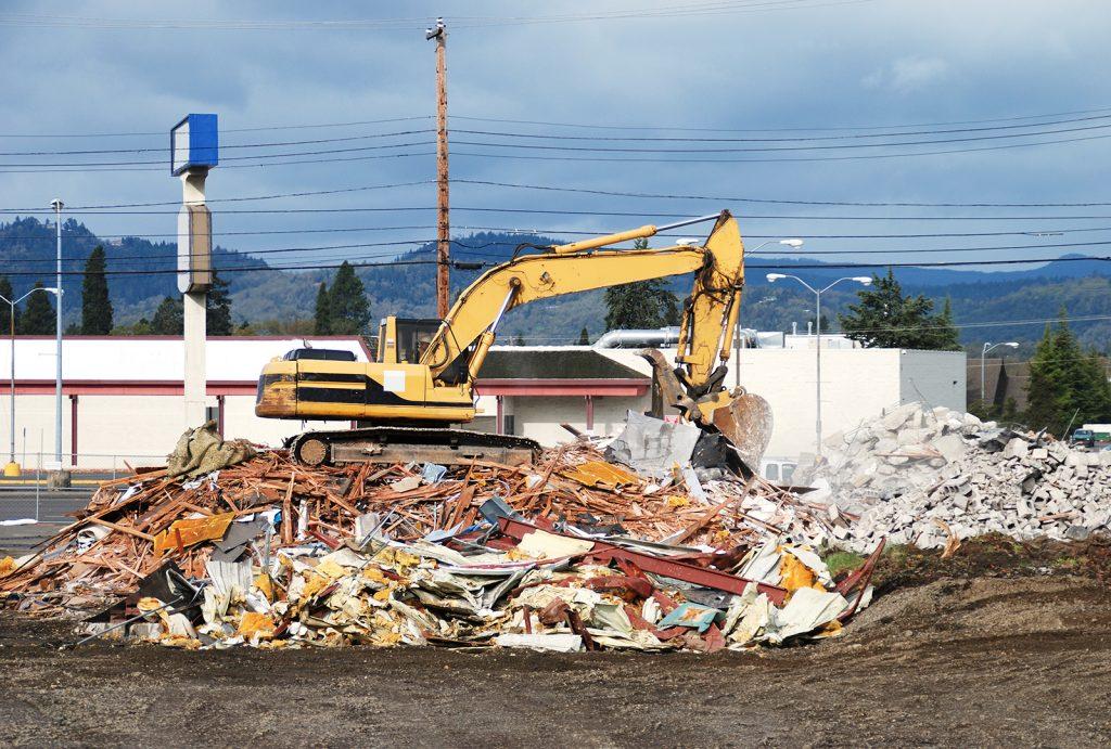 demoliton
