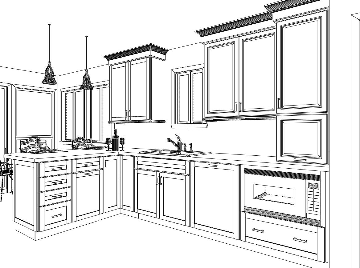 #ctkitchen #kitchenremodel #rendering #kitchenrendering #danburyct