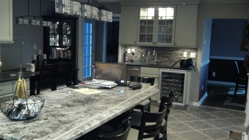 #ctkitchen #kitchenremodel #kitchenisland #two-tonedkitchen