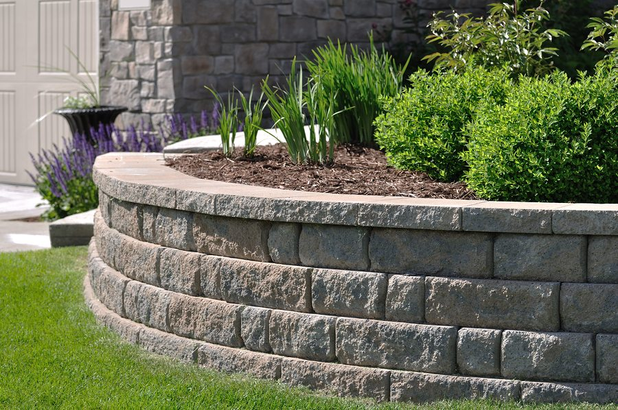 Five Types Of Retaining Walls And How They Are Used In Landscaping