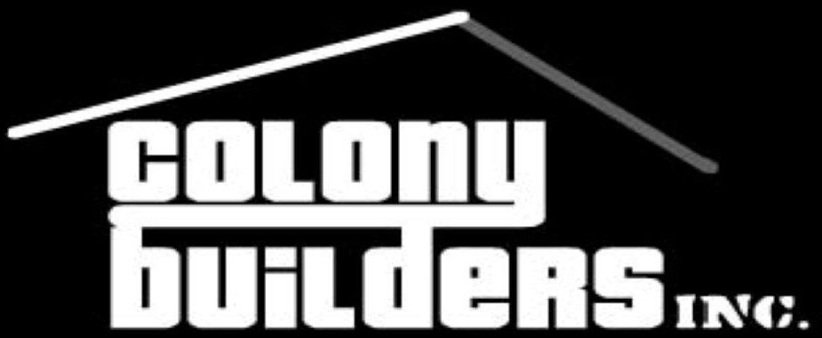 Colony Builders Inc