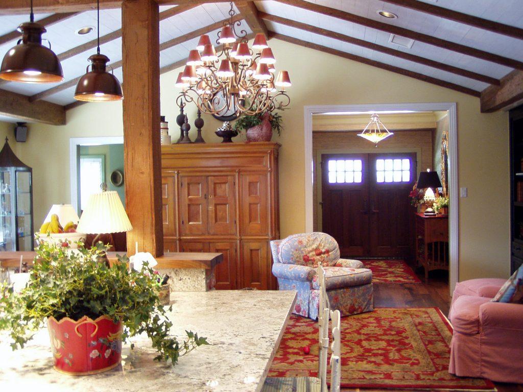 Afton Oaks Home remodel