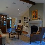 Remodeling ideas - Living room with vaulted ceilings