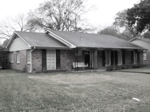 3630 Newcastle Dr 77027, before remodeling