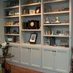Sitting room cabinets