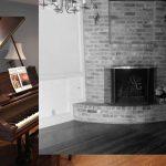 Memorial Remodel Living room