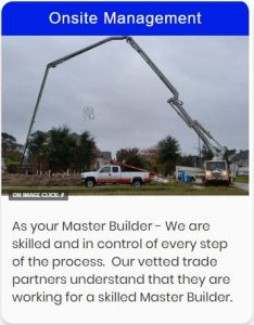Onsite construction Management