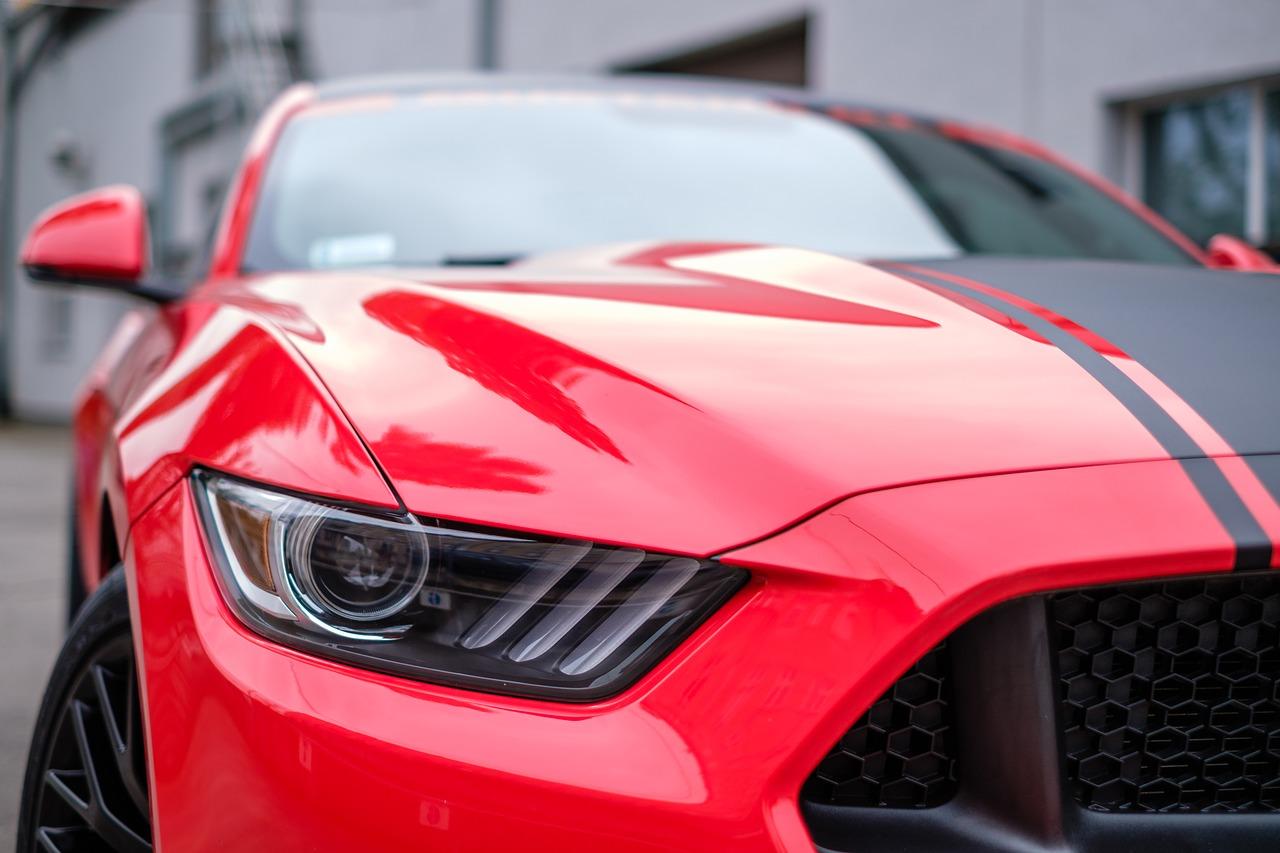 Mustang, Muscle Car