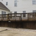 Deck Rebuild With Pavilion