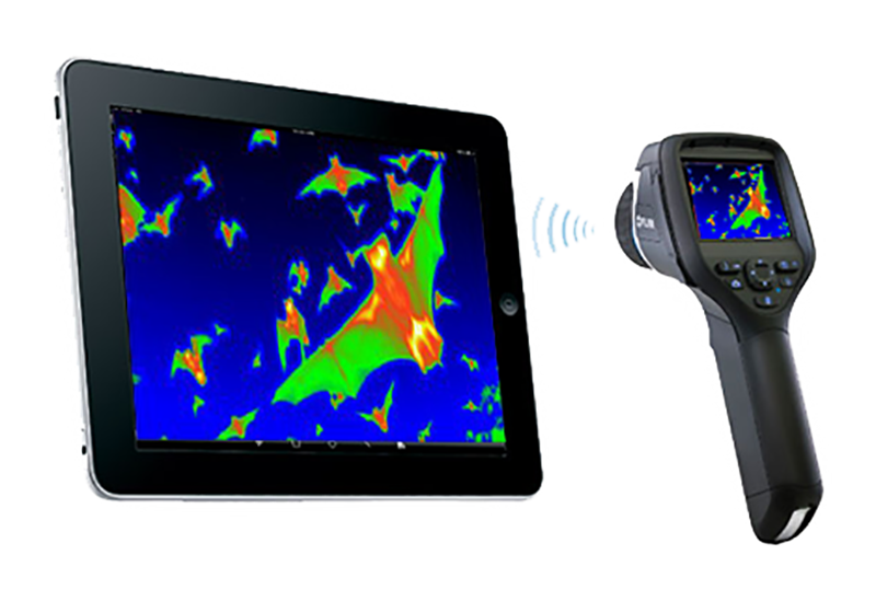 larger thermal imaging