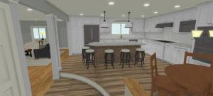 Kilroy kitchen render