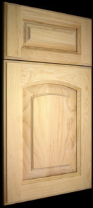 arlington arched raisedsp maple(c)boss cabinetry