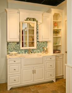 farm sink(c)boss cabinetry