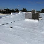 White TPO Roofing