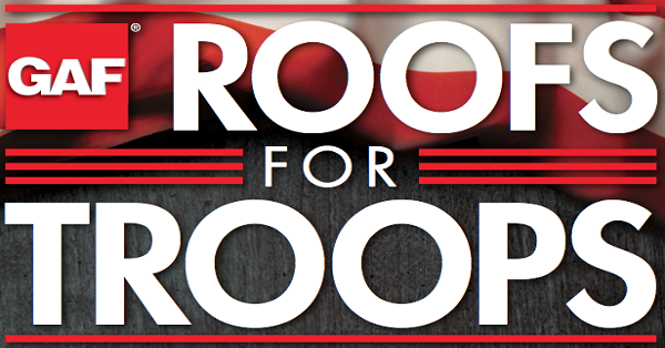 roofs for troops facebook