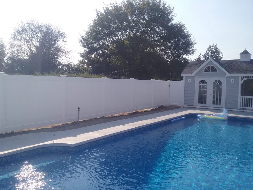 restricted access to pool - Pool Fence Installation