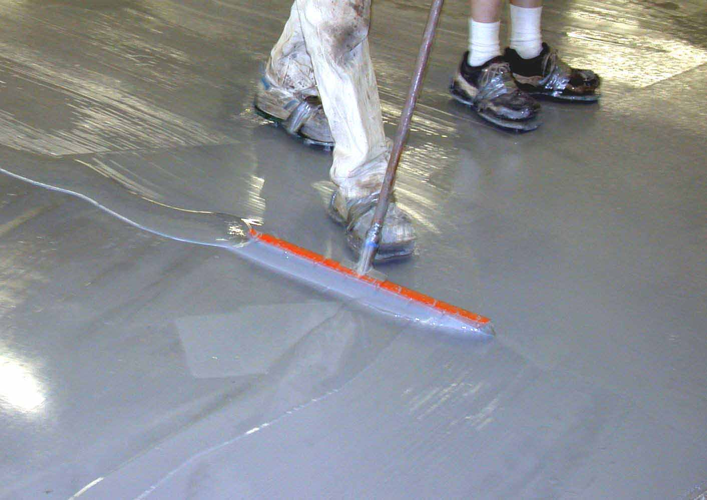 Epoxy Floor Coating For Garage Floors Garage Innovations - Epoxy floor coating over asbestos tile